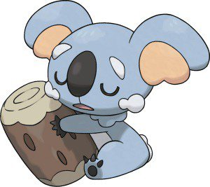 Pokemon Sun and Moon: All the New Pokemon - Komala