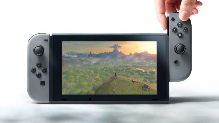 Nintendo Switch Unlikely to Meet Holiday Demand - Zelda