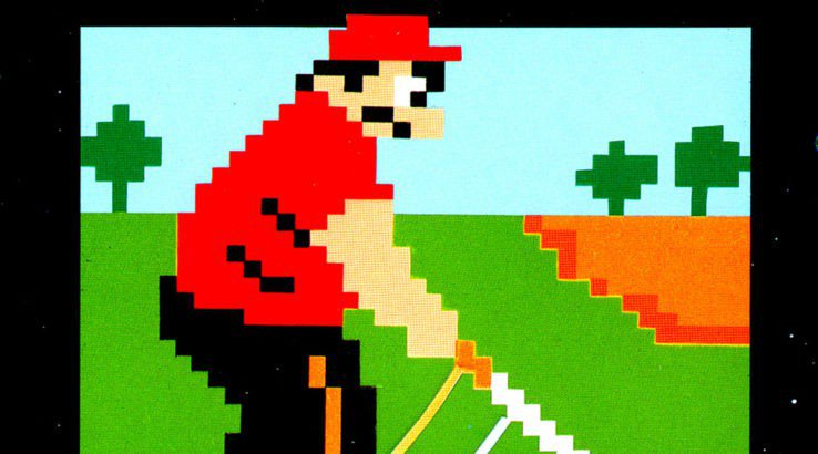 Nintendo Switch NES Golf
