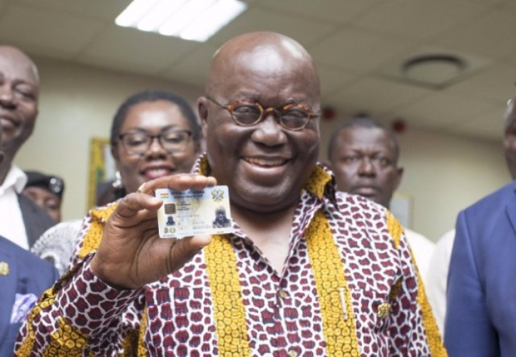 End to multiple ID cards; GhanaCard to be the only valid form of ...